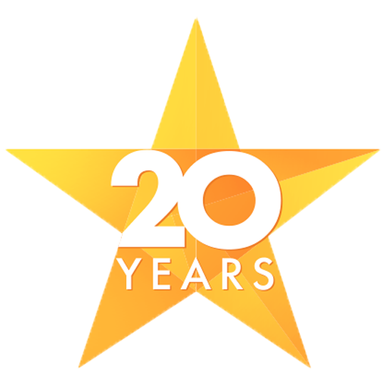 20 Years in business - Newport Beach, CA